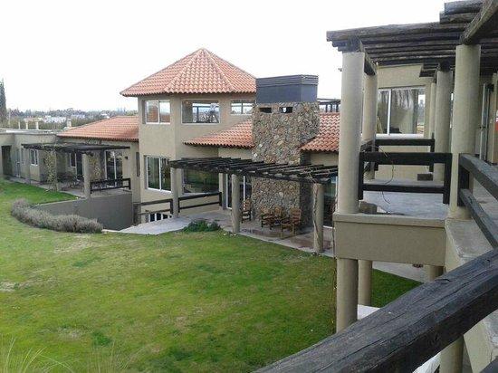 Villa Mansa Wine Hotel & Spa : habitaciones