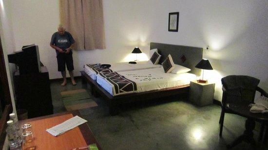 Kassapa Lions Rock: Spacious room