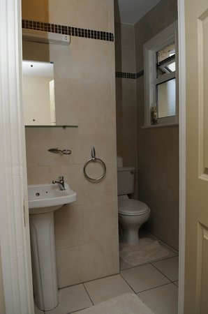 Annandale Bed & Breakfast: Bathroom