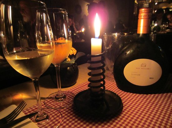 Backoefele: Silvaner Wine