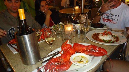 Nexxt Cafe : Que lagosta!