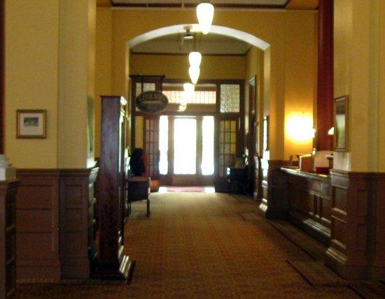 Hotel Colorado : Entry