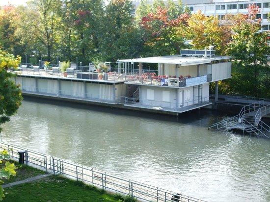 Flussbad Oberer Letten : Oberer Letten