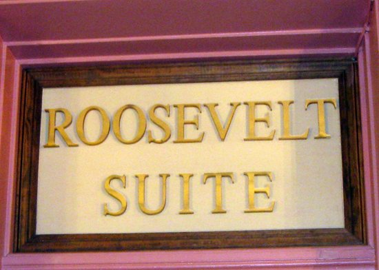 Hotel Colorado : Roosevelt Suite