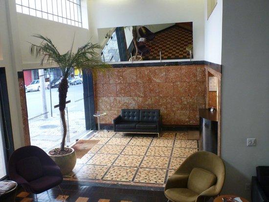 Hotel Metropole : Lobby
