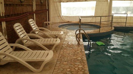 Los Sauces Hotel & Spa: piscina spa