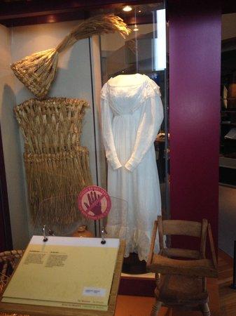 The Downhill Inn: Irish wedding dress
