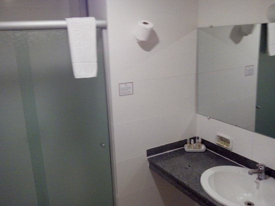 San Juan Business Sao Paulo : Banheiro