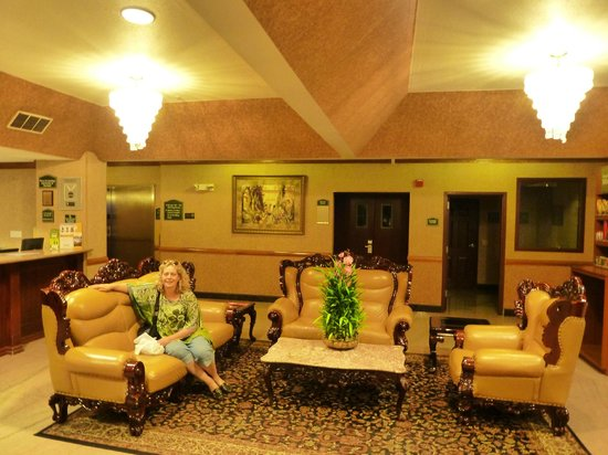 Comfort Suites Redlands: This is a beautiful hotel, Redlands, California 92374
