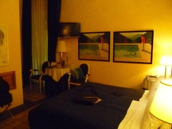 Locanda Cairoli : habitacion