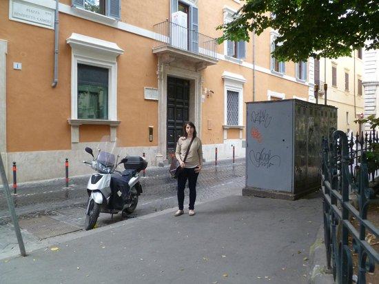 Locanda Cairoli : la fachada