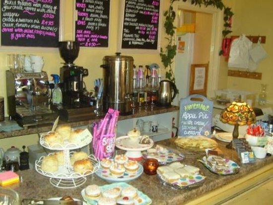 Riverside Tea Room: great food, home cooked