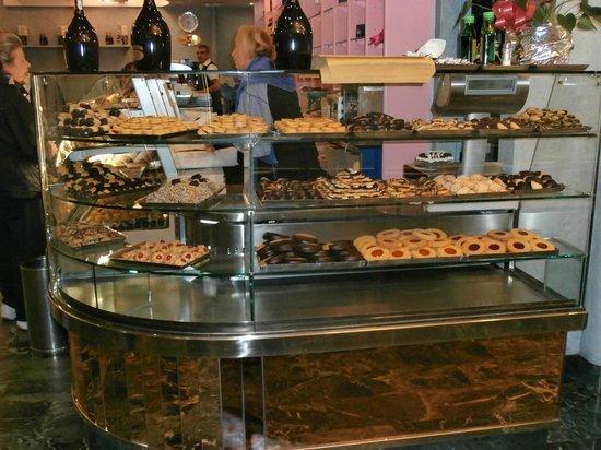 Bar Venezia: Biscotteria