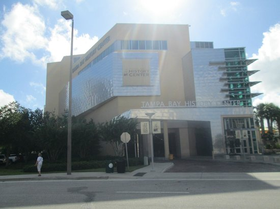 Tampa Bay History Center: museum
