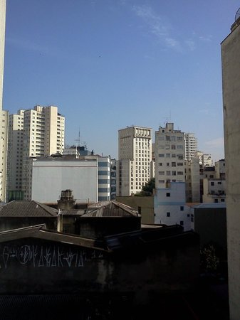 San Juan Business Sao Paulo: Vista do quarto à esquerda do elevador - 4º andar