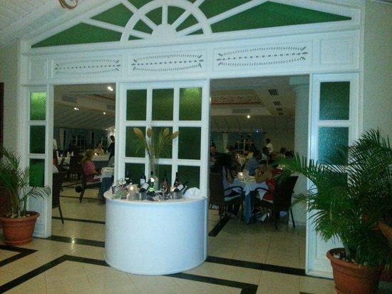 Grand Bahia Principe El Portillo: Entrada Restaurante El Pescador