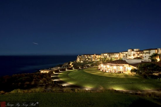 Terranea Resort At Night