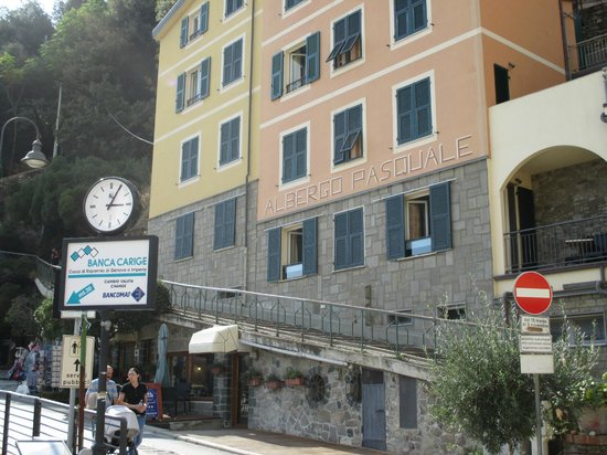 Hotel Pasquale: Perfect location