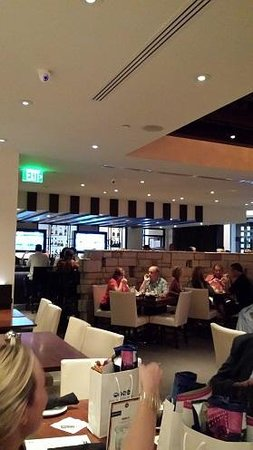 The Woodlands, TX: View of the main dining area