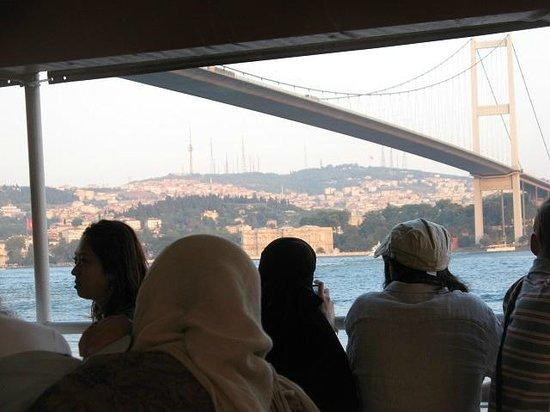 Nesime Kaya/ Private Day Tours : Bosphorus Strait Cruise
