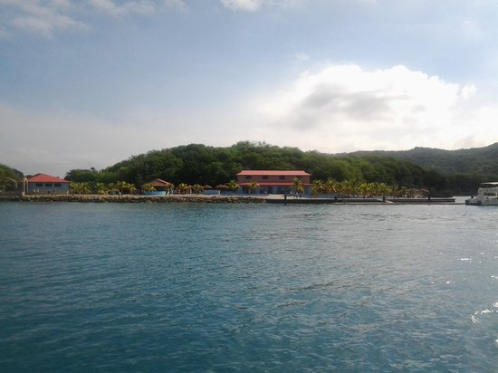 Labadee: costa desde freedom of the sea