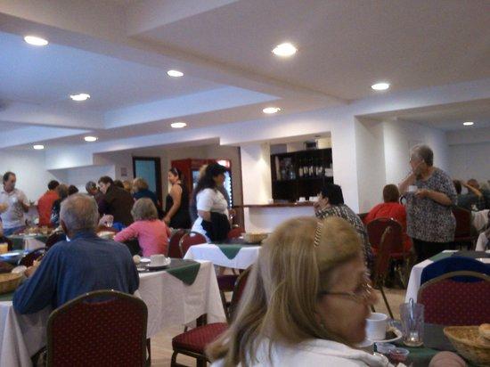 Eco Ski Hotel : Comedor