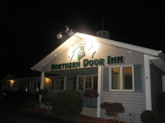 The  Northern Door Inn: exterior