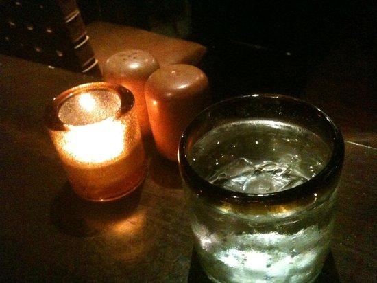 Anejo Mexican Bistro & Tequila Bar: Água básica