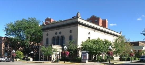 Sheldon Theatre of Performing Arts : The Sheldon Theatre