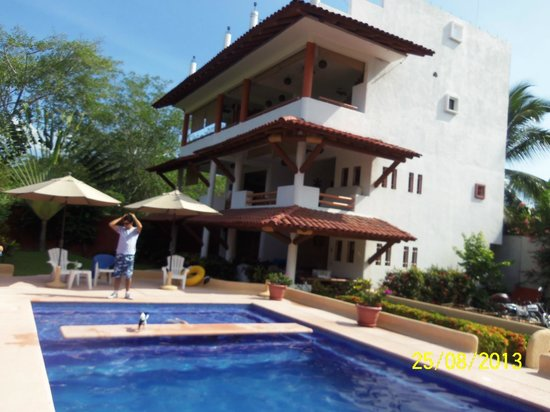 Villa El Arca: Beeeeellisima vista