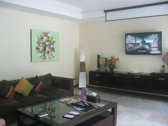 O Villas : Living Room