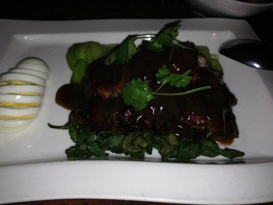 Osha Thai  Restaurant: Honey Duck
