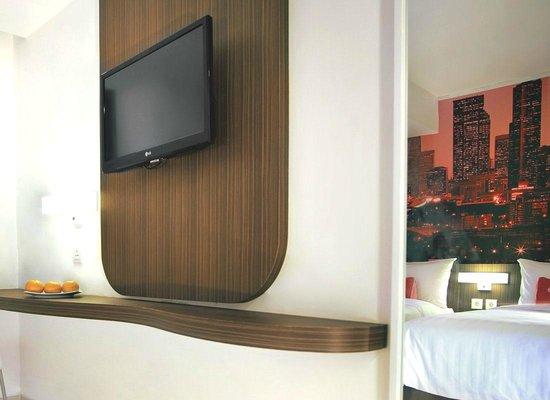 favehotel PGC Cililitan : Standard Tv2