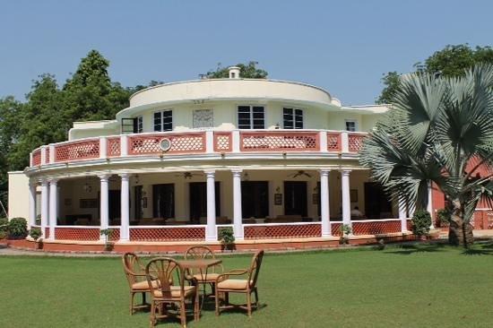 Vivanta by Taj - Sawai Madhopur Lodge : the lovely Taj