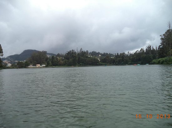 Ooty - Elk Hill, A Sterling Holidays Resort : Lake