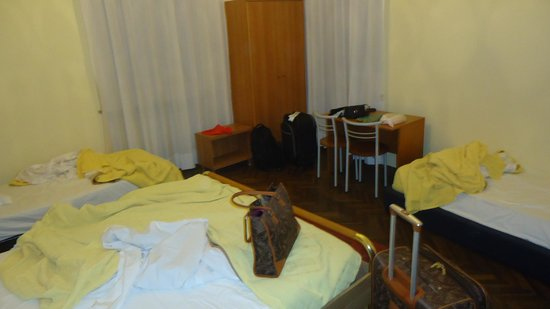 Hotel Santa Lucia: Quarto