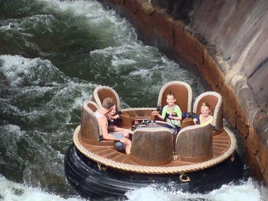 Dreamworld: ride