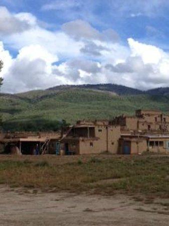 Taos Pueblo: Pueblo Buildings