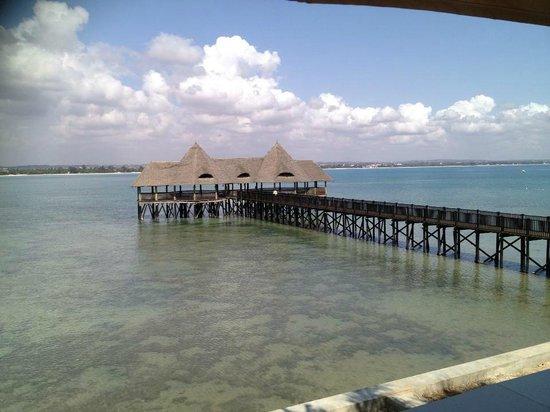 DoubleTree by Hilton Dar es Salaam-Oysterbay: Dar jetty view