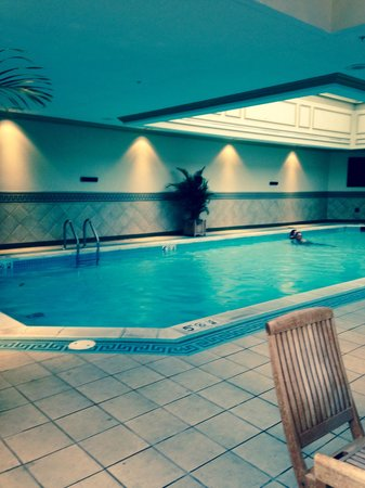The Jefferson Hotel: Indoor pool