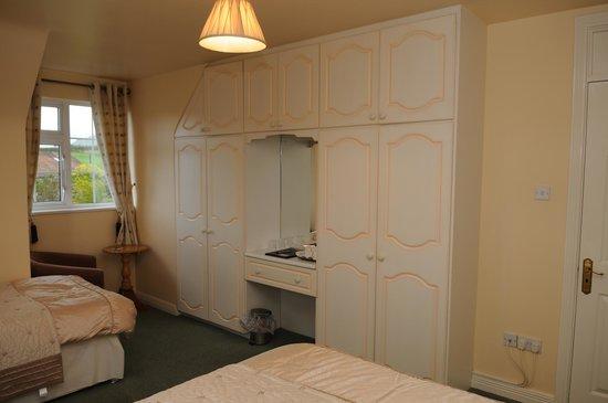 Iorras Bed and Breakfast : Bedroom