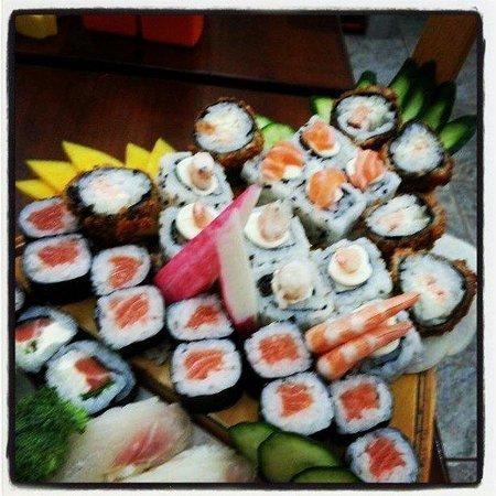 Valparaiso De Goias, GO: O melhor sushi do valparaiso