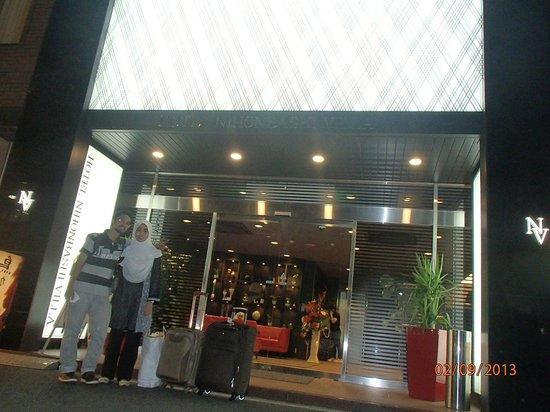 Hotel Nihonbashi Villa: .