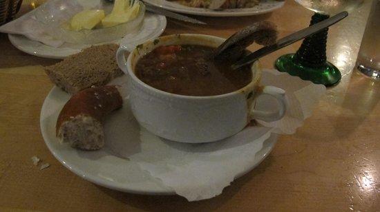Vetter's Alt Heidelberger Brauhaus: Soup works