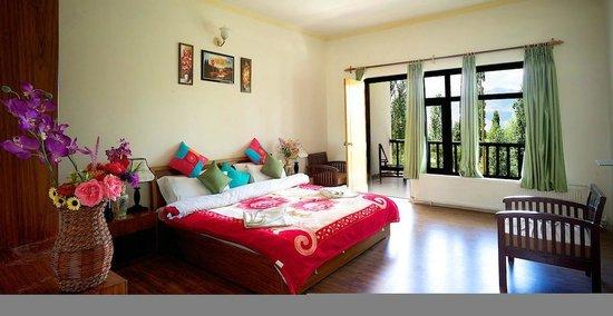 Reenam Hotel: single room