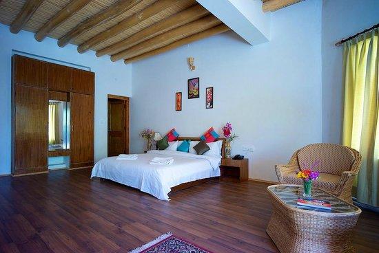 Reenam Hotel: familyroom