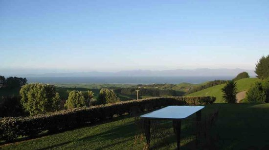 Rata Boutique Lodge: View to Coromandel
