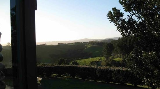 Rata Boutique Lodge: The View
