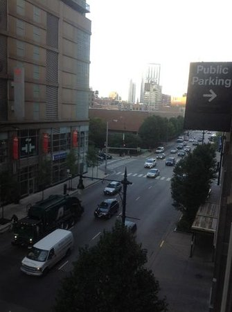 Embassy Suites by Hilton Chicago Downtown: view from my window
