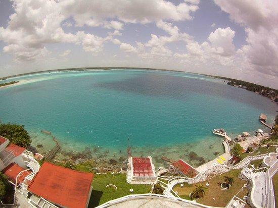 Hotel Laguna Bacalar: VENGAN A BACALAR!